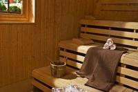 Sauna im Hotel Danubius Health Spa Resort Heviz am Hevizer See