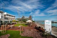 Yacht Wellness Hotel in Siófok - mit Halbpensionspaketen und Wellnessdiensten zum Aktionspreis